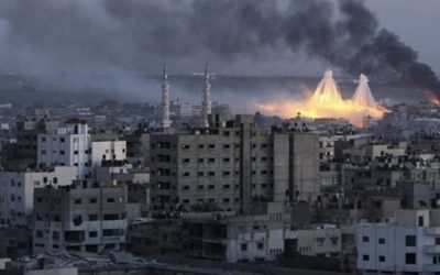 """Το Ισραήλ έπληξε """"υπόγεια υποδομή"""" της Χαμάς στη Γάζα, σε αντίποινα για εκτόξευση ρουκέτας"""