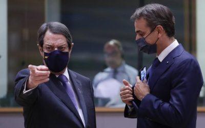 Ευρωπαϊκό Συμβούλιο   Μακρά παρέμβαση Αναστασιάδη, δίδει συνέντευξη Τύπου σήμερα