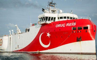Τέσσερεις λόγοι που επέστρεψε το Ορούτς Ρέις στην περιοχή, σύμφωνα με CNNTurk