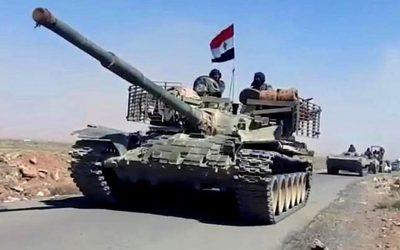 Ξαναχτίζεται ο Συριακός Στρατός | Δεκάδες χιλιάδες επιστρατεύονται – Σημαντική βοήθεια από Ρωσία και Ιράν