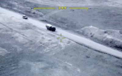 Ναγκόρνο – Καραμπάχ | Η στιγμής της επίθεσης στον Υπουργό Άμυνας του Αρτσάχ – VIDEO