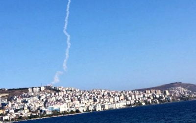 Turkey launches S-400 missiles in Sinop – Photos & VIDEO