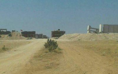 Η Τουρκία αποσύρεται από τη μεγαλύτερη στρατιωτική της Βάση στην Επαρχία Χαμά της Συρίας – Φωτογραφία