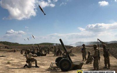 Εθνική Φρουρά | Εικόνες από την εβδομαδιαία δράση και την συνεκπαίδευση με το Ισραήλ – Φωτογραφίες
