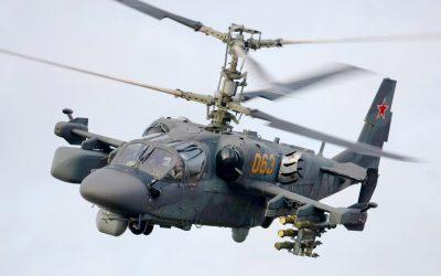 "Ka-52 Alligator | Το ""ιπτάμενο οπλοστάσιο"" με σύστημα εκτόξευσης για τους πιλότους – Φωτογραφίες & VIDEO"