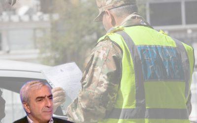 Άντης Λοΐζου | Η Εθνική Φρουρά εκτός αποστολής