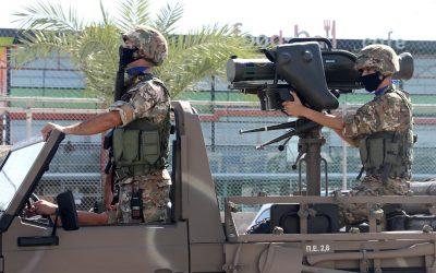ERN | Εξομοιωτές πυραύλων MILAN, ΠΑΟ και λογισμικό βολής όλμων ανάμεσα στα εκθέματα του Υπουργείου Άμυνας – VIDEO