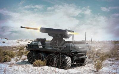 Mission Master | Τα μη επανδρωμένα οχήματα της Rheinmetall αλλάζουν τους κανόνες του παιχνιδιού – VIDEO
