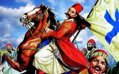 24 Νοεμβρίου 1826 | Ο Καραϊσκάκης συνθλίβει τους Τούρκους στην Αράχωβα και αναζωπυρώνει την επανάσταση