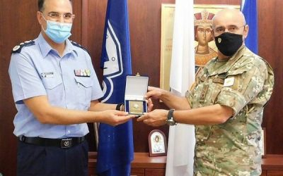 Αγαστή συνεργασία μεταξύ Εθνικής Φρουράς και Αστυνομίας Κύπρου