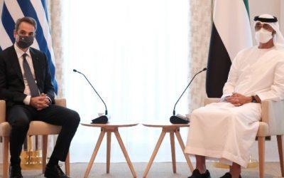 Κυρ. Μητσοτάκης | Ελλάδα-ΗΑΕ διαμορφώνουν πλαίσιο στρατηγικής συμμαχίας στην άμυνα – VIDEO