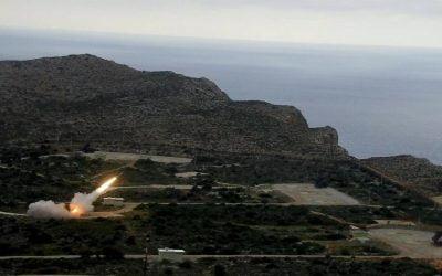 ΓΕΕΘΑ | Πολυεθνικές βολές μονάδων PATRIOT στο πεδίο βολής της Κρήτης – VIDEO