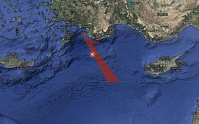 Νέα τουρκική NAVTEX για Oruc Reis μέχρι 29 Νοεμβρίου – ΧΑΡΤΗΣ