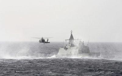 Συνεκπαίδευση μονάδων Πολεμικού Ναυτικού Ελλάδας και ΗΑΕ – VIDEO