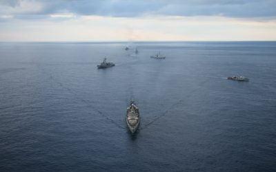Συνεκπαίδευση ναυτικών μονάδων Ελλάδας, Κύπρου, Γαλλίας και Αιγύπτου – VIDEO