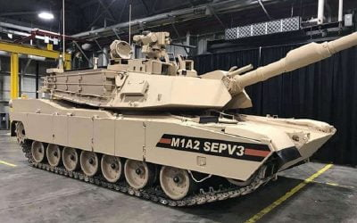 US Army continues to modernize Abrams M1A2 tanks in SEPv3 version for $ 4.6 Billion – VIDEO