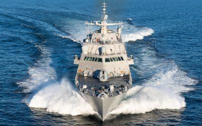 Littoral Combat Ship (LCS) 23 | Ολοκλήρωση των δοκιμών και προσεχώς η ένταξη του στο Πολεμικό Ναυτικό των Η.Π.Α – VIDEO