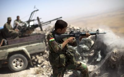 Συρία | Νέος κύκλος εχθροπραξιών μεταξύ των Κούρδων και των Σύρων μαχητών που υποστηρίζονται από την Τουρκία – VIDEO & ΧΑΡΤΗΣ