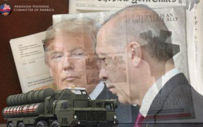 Υπερψηφίστηκε από Γερουσία με κυρώσεις για Τουρκία ο προϋπολογισμός άμυνας –  Το ιστορικό της προσπάθειας από την ομογένεια