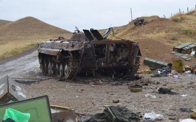 Το Αζερμπαϊτζάν ανακοίνωσε για πρώτη φορά τις απώλειες του από τον πόλεμο στο Ναγκόρνο Καραμπάχ