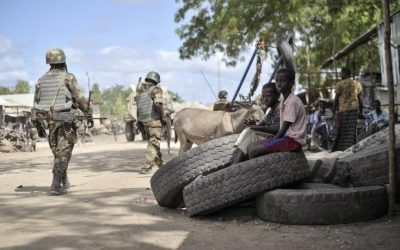 At least 66 killed in fights taking place in central Somalia