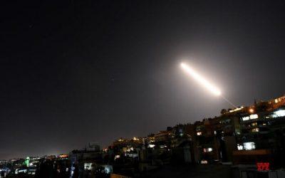 Ισραήλ | Χριστούγεννα με αναχαίτιση ρουκετών που εκτοξεύτηκαν από τη Λωρίδα της Γάζας και αεροπορικές προσβολές σε Συρία