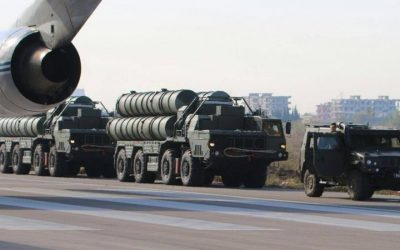 Sanctions against Turkey for S-400s in final US defence budget bill