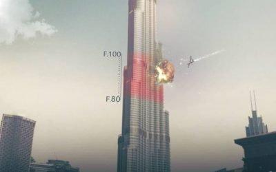 Απειλούν να χτυπήσουν το Μπουρτζ Χαλίφα όπως την 11η Σεπτεμβρίου – Φωτογραφία