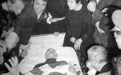 27 Ιανουαρίου 1974 | 47 χρόνια από τον θάνατο του Στρατηγού Γεώργιου Γρίβα Διγενή – VIDEO