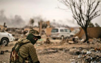 Συρία | Στρατιωτικοί του Συριακού Στρατού, σκοτώθηκαν σε νέα επίθεση τζιχαντιστών