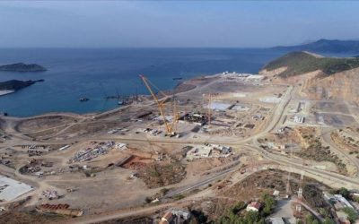 "Akkuyu | ""In case of an earthquake, the Mediterranean and Mersin will be destroyed"" – Claims for the nuclear power plant – VIDEO"