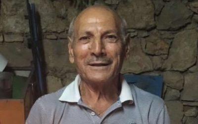 Απεβίωσε ο αγωνιστής της ΕΟΚΑ Αντωνάκης Παπαλουκά, μετά από πολύμηνη νοσηλεία
