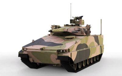 Australia | Hanwha Defense-led team launches AS21 Redback IFV – VIDEO