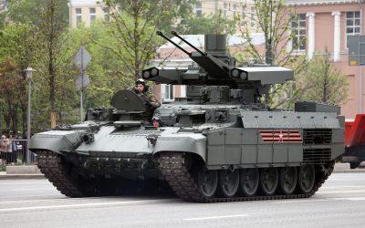"BMPT ""Terminator"" | Η Ρωσική προσέγγιση στην υποστήριξη μάχης εντός κατοικημένων τόπων – VIDEO"