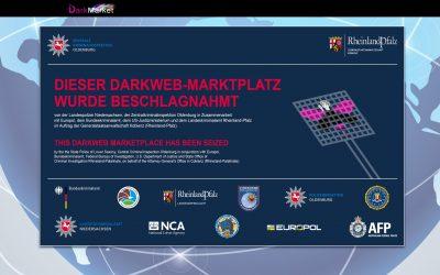 Europol | Το Dark Market, η μεγαλύτερη παράνομη αγορά σκοτεινού διαδικτύου στον κόσμο έχει τεθεί εκτός σύνδεσης