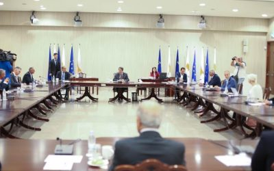 National Council | Anastasiadis meets party leaders today