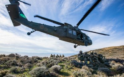 Συνεκπαίδευση ελληνικών και αμερικανικών στρατευμάτων με Επιθετικά Ελικόπτερα – Φωτογραφίες & VIDEO