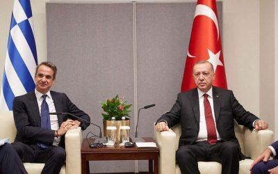 Erdogan to meet Greek Prime Minister