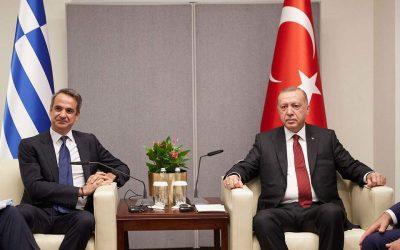 Μπορεί να συναντηθεί με τον Ελληνα Πρωθυπουργό, είπε ο Ερντογάν