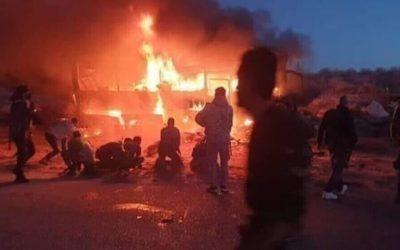 Συρία | Τουλάχιστον 37 Σύριοι στρατιώτες νεκροί μετά από ενέδρα μαχητών του Ισλαμικού κράτους