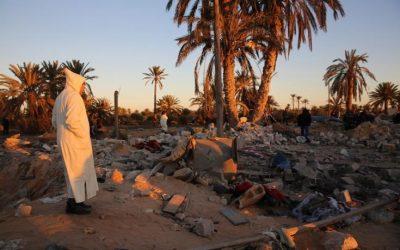 Λιβύη | Κατηγορούν τον Χάφταρ για μαζικές σφαγές στην Ταρχούνα