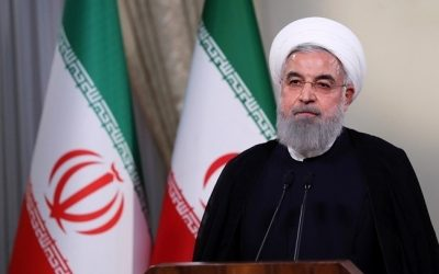 Rouhani | Western democracy is vulnerable