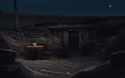 """""""The Point of No Return"""" 