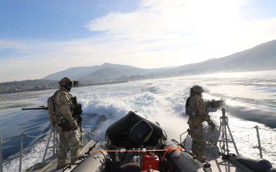 ΓΕΕΘΑ | Πρώτη επίσημη για τα σκάφη Ανορθοδόξου Πολέμου MARK V – Φωτογραφίες & VIDEO