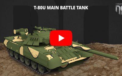 Τ-80U | 25 Χρόνια παρουσίας στην Εθνική Φρουρά και οι επιλογές αναβάθμισης του – Infographics & VIDEO