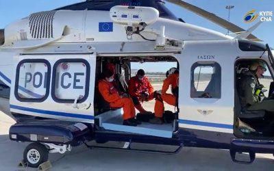 Ευρύ το φάσμα των αρμοδιοτήτων της Μονάδας Αεροπορικής Πτέρυγας της Αστυνομίας – VIDEO