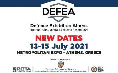 DEFEA | Έκθεση Αμυντικής Βιομηχανίας με την συμμετοχή κορυφαίων Ελληνικών και ξένων εταιρειών