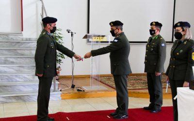 Αποφοίτηση της 3ης Εκπαιδευτικής Σειράς της Σχολής Πολέμου Στρατού Ξηράς