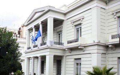 Σε διάβημα διαμαρτυρίας για την έκδοση τουρκικής NAVTEX για το ωκεανογραφικό «Τσεσμέ», προβαίνει η Αθήνα
