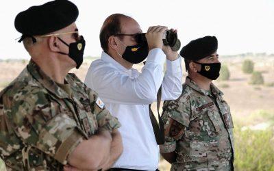 Επίσκεψη Υπουργού Άμυνας και Α/ΓΕΕΦ στα Ηνωμένα Αραβικά Εμιράτα